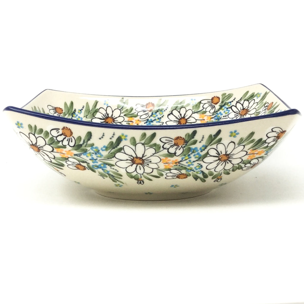 Lg Nut Bowl in Spectacular Daisy