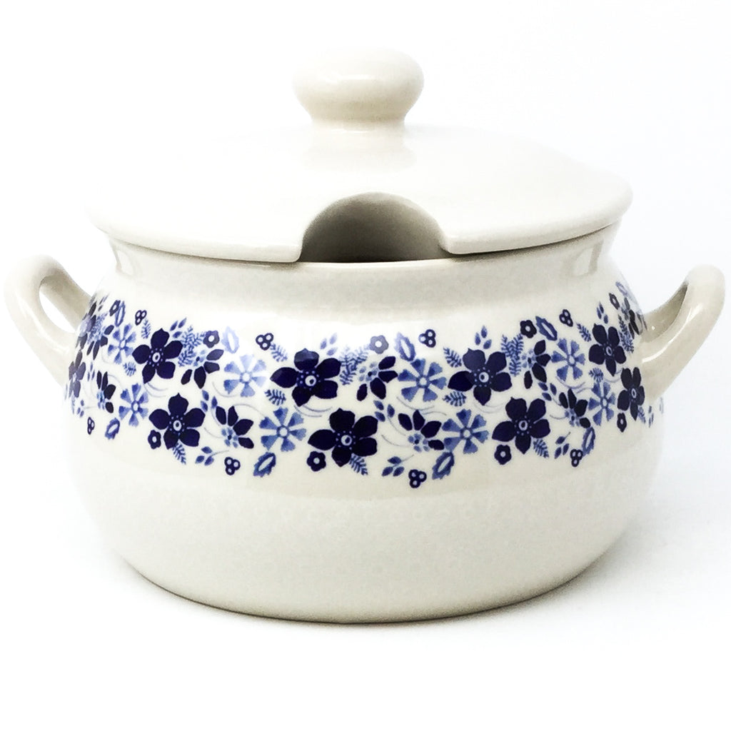 Covered Tureen 4 qt in Morning Wedding