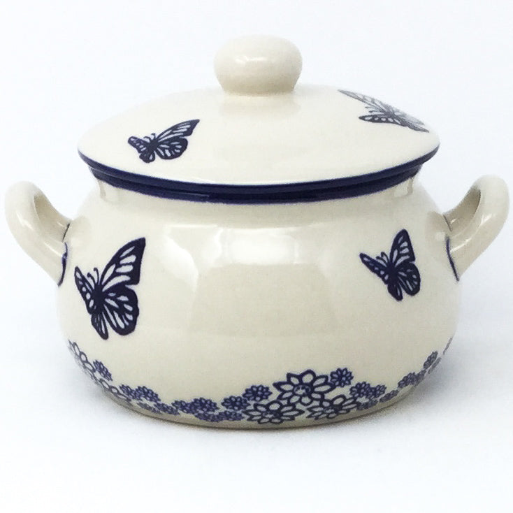 Covered Tureen 1 qt in Butterfly