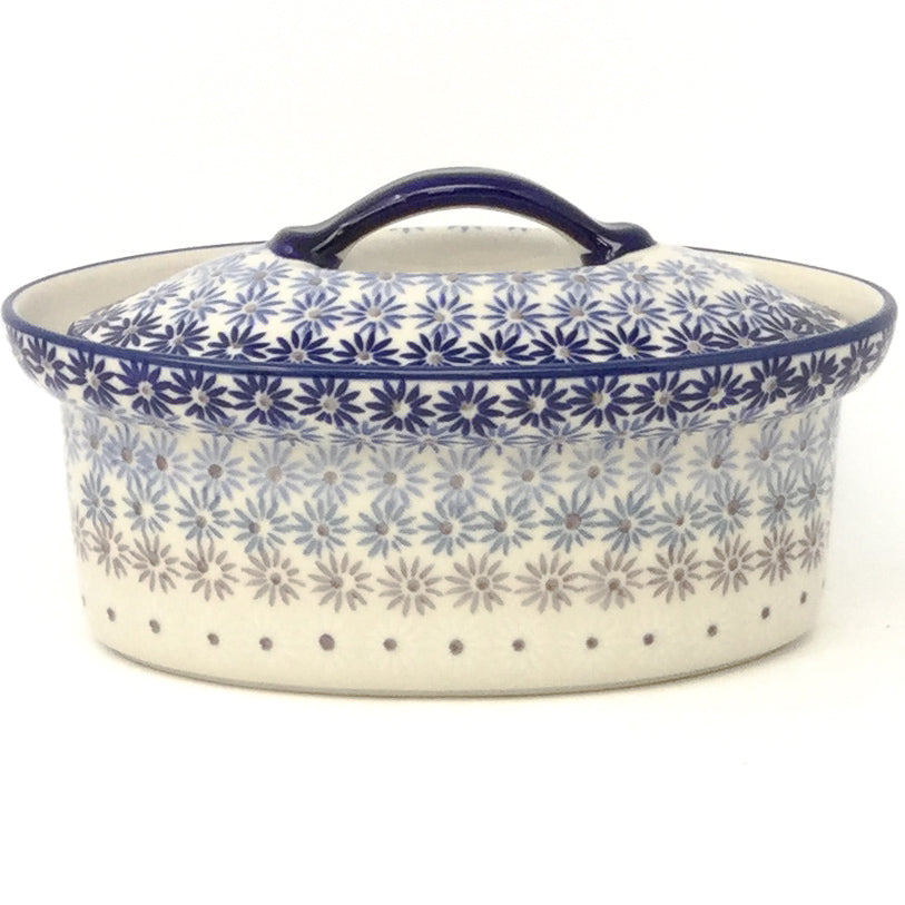 Oval Server w/Cover 1 qt in All Stars