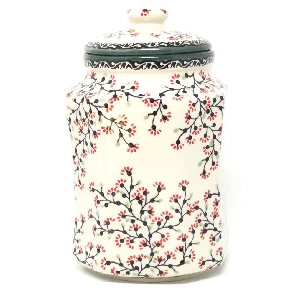 Lg Airtight Canister in Japanese Cherry