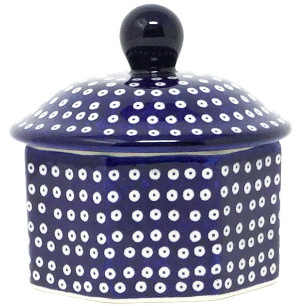Keep Sake Box 8 oz in Blue Elegance