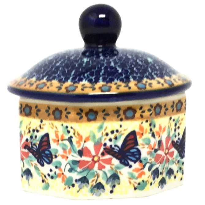 Keep Sake Box 8 oz in Butterfly Meadow