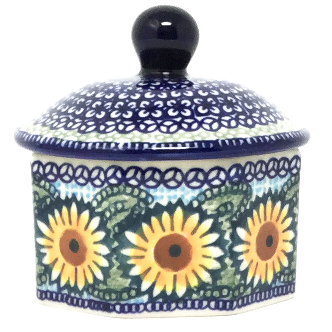 Keep Sake Box 8 oz in Sunflowers
