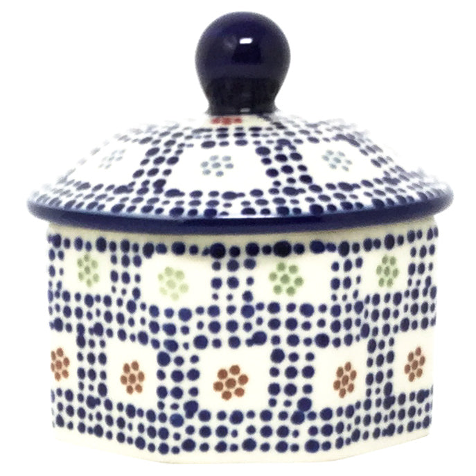 Keep Sake Box 8 oz in Modern Checkers