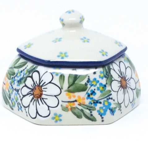 Trinket Box 4 oz in Spectacular Daisy