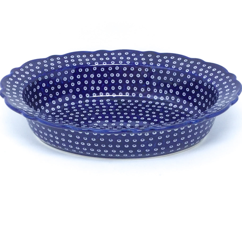 Sm Deep Basia Server in Blue Elegance