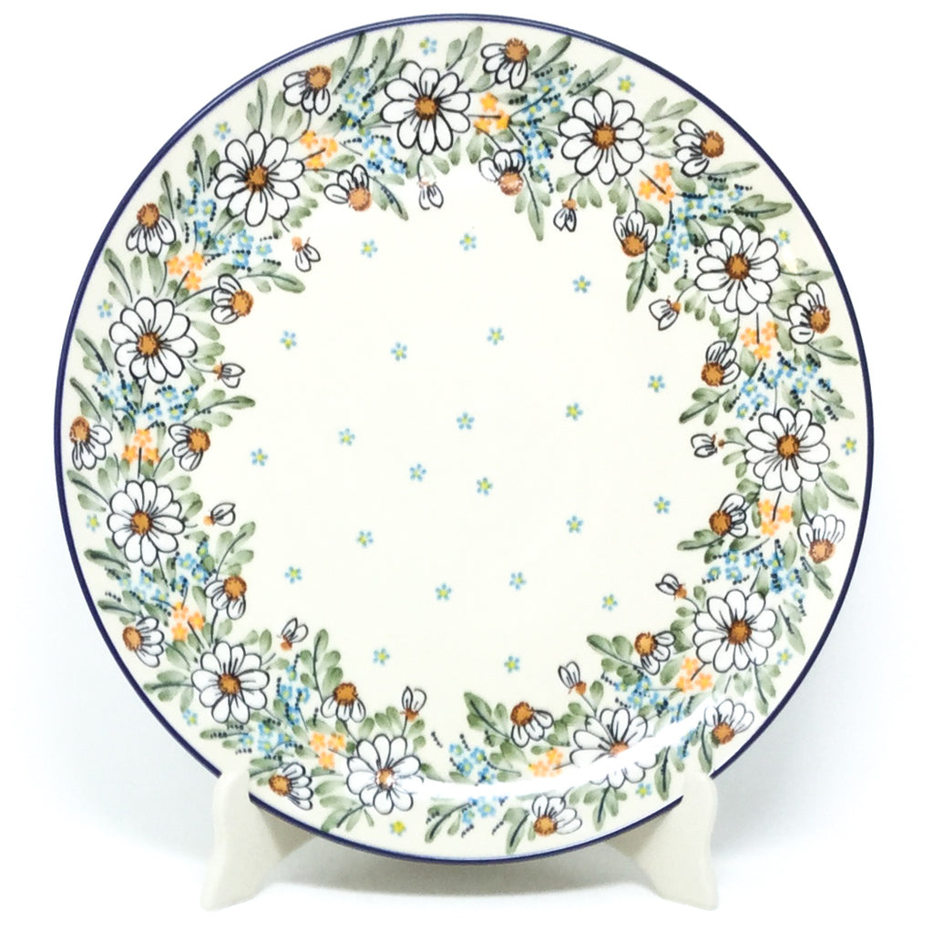 "Round Platter 12.5"" in Spectacular Daisy"