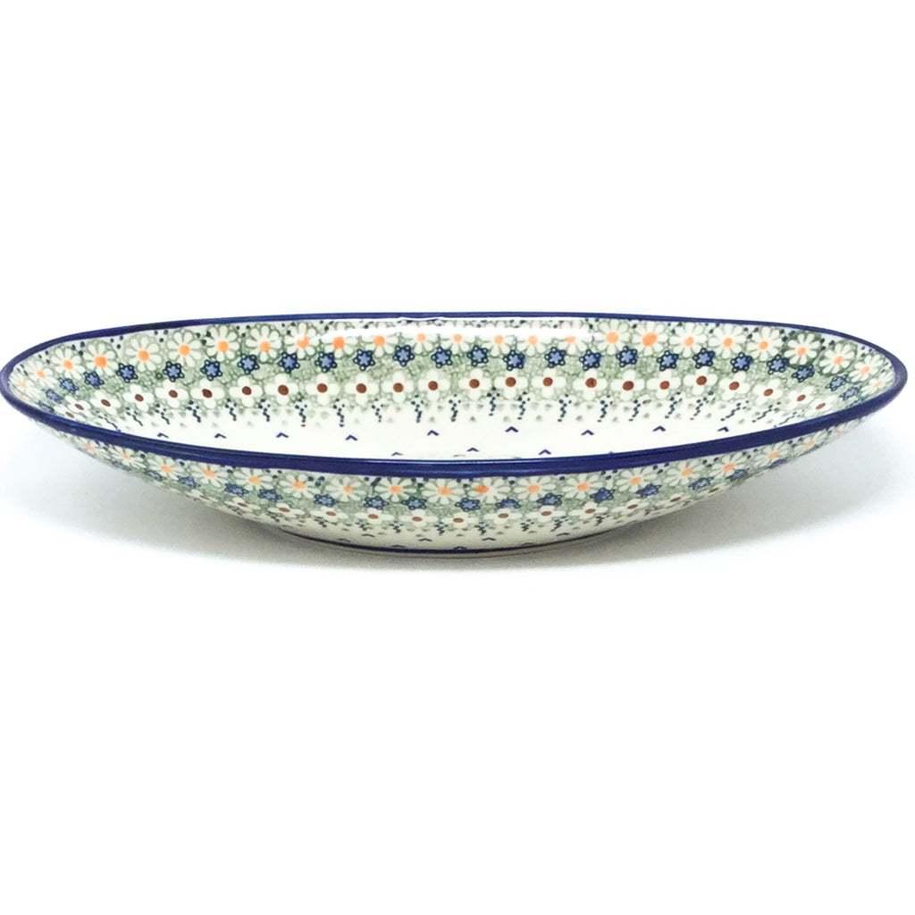 Lg Modern Oval Server in Spring
