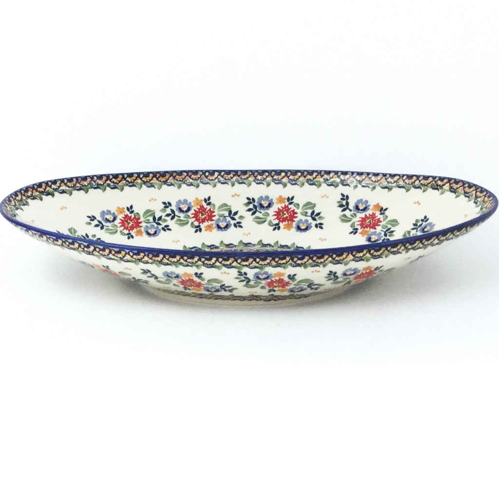 Lg Modern Oval Server in Late Spring