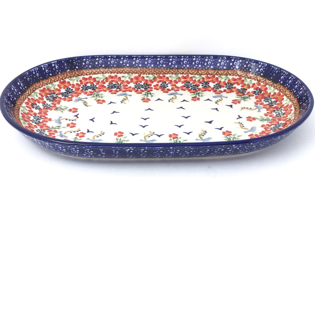 Md Oval Platter in Simply Beautiful