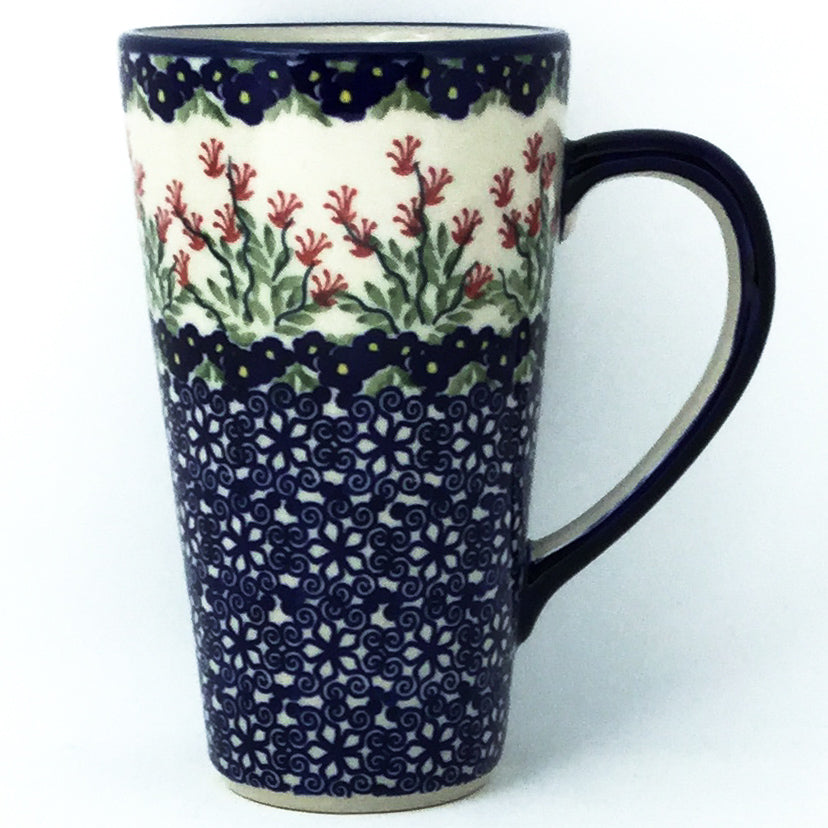 Tall Cup 12 oz in Field of Flowers