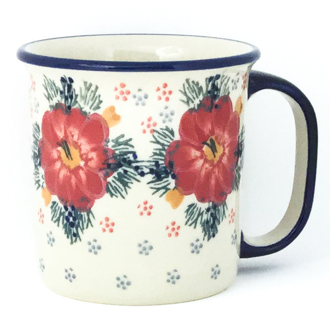 Straight Cup 12 oz in Floral Cluster