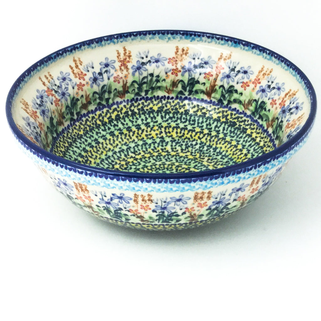 Round Bowl 64 oz in Country Spring