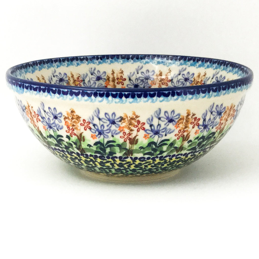 Round Bowl 32 oz in Country Spring