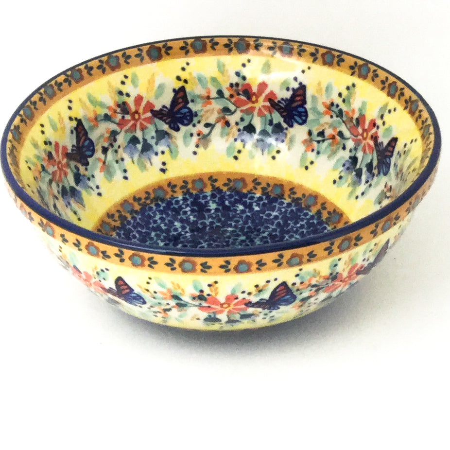 Round Bowl 32 oz in Butterfly Meadow