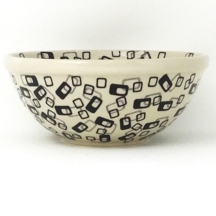 New Soup Bowl 20 oz in Modern Gray & Black