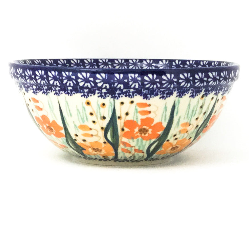 New Soup Bowl 20 oz in Sunshine Meadow