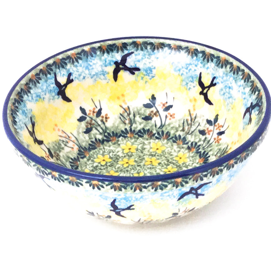 New Soup Bowl 24 oz in Birds
