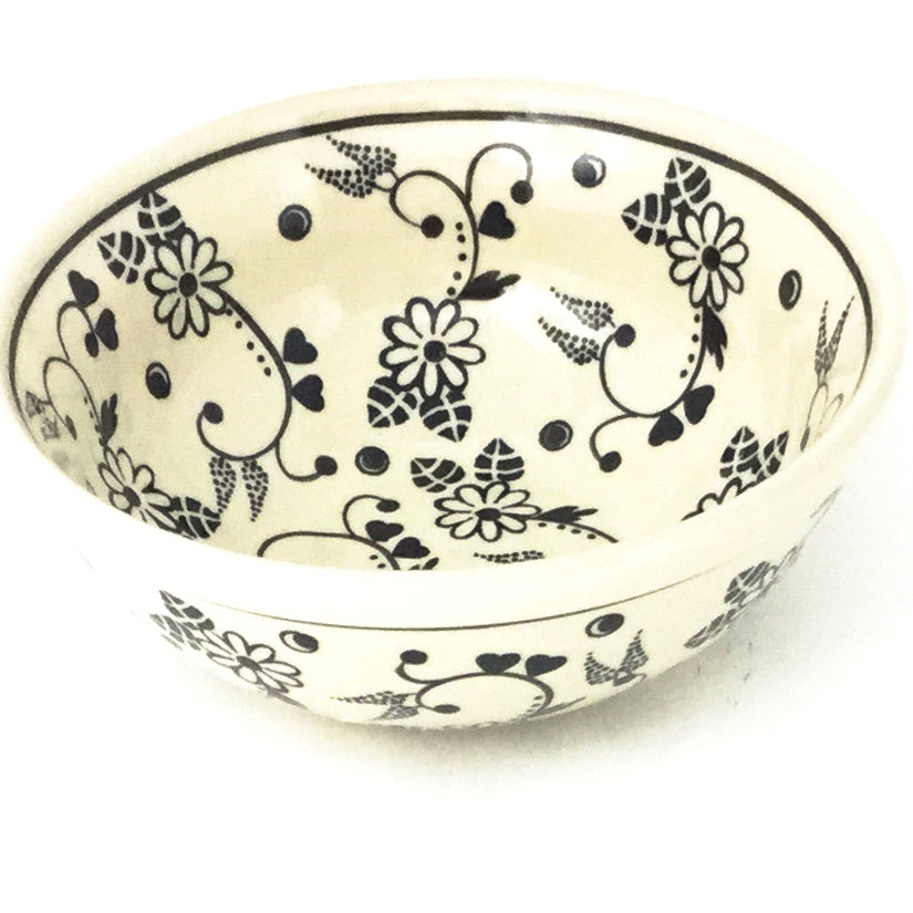 New Soup Bowl 24 oz in Midnight Garden
