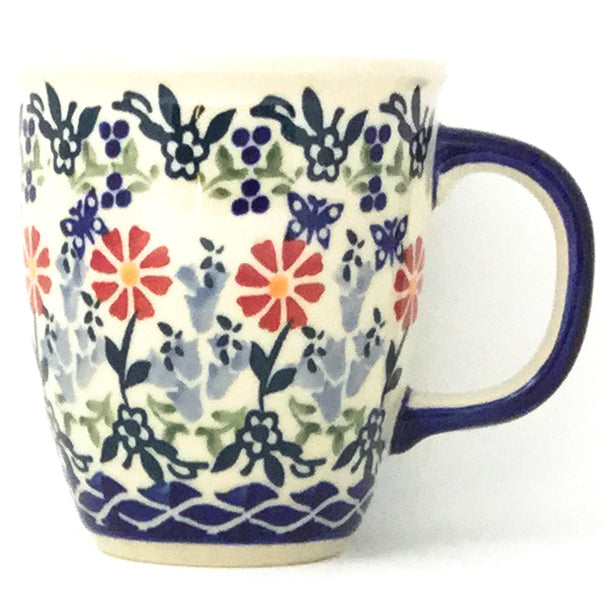 Bistro Cup 10.5 oz in Wavy Flowers