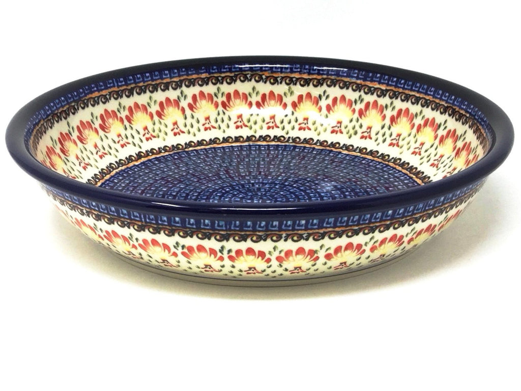 Polish Pottery Family Style Pasta Bowl DU184