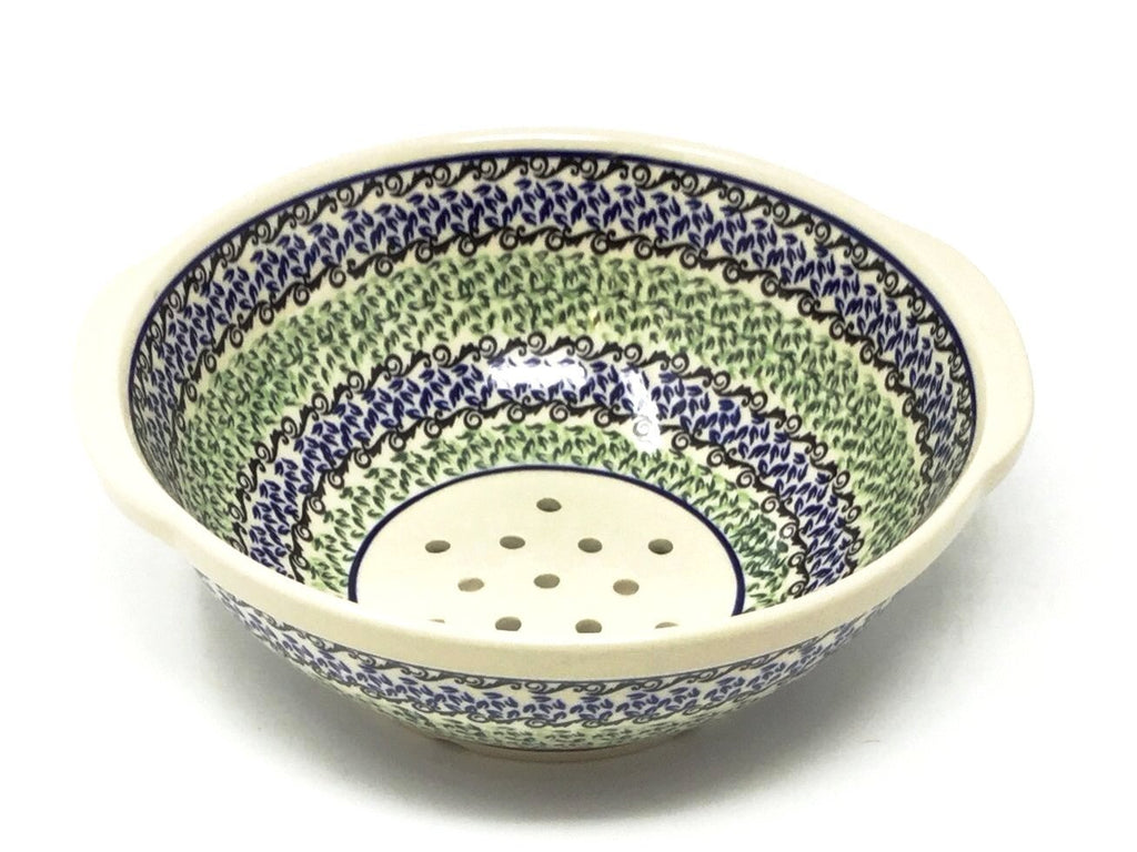 Polish Pottery Strainer 64 oz 1182