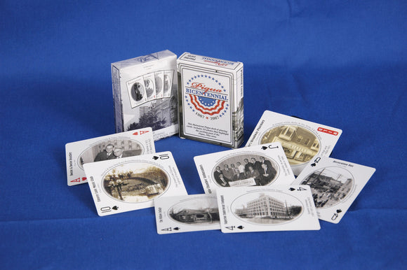 Piqua Playing Cards (1st Edition)