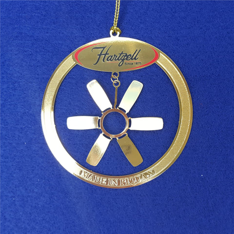 "Hartzell Air Movement ""Made in Piqua"" Ornament"
