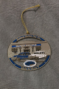 "Meteor Motor Car Company ""Made in Piqua"" Ornament"