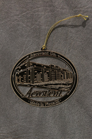 "Aerovent Company ""Made in Piqua"" Ornament"