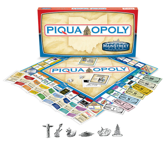 Piqua-opoly Game