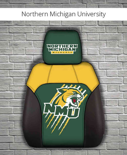 NORTHERN MICHIGAN UNIVERSITY - Seat-Cover