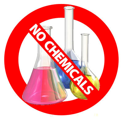 Image result for no chemicals