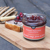 Confiture canneberge et orange - Simon Turcotte Confiturier