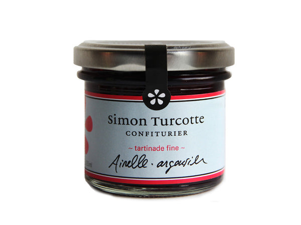 Airelle et argousier - Lingonberry and Sea Buckthorn 125 ml
