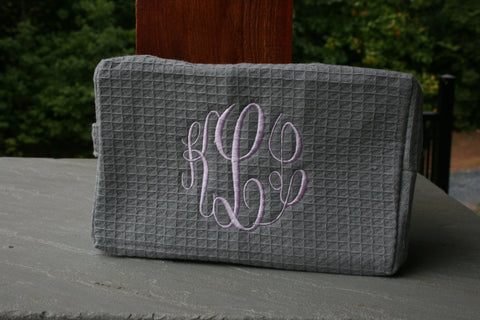 Pillow, Monogramming Etiquette & Tips