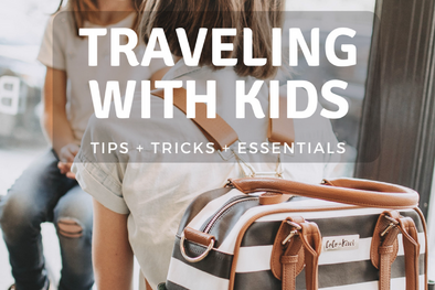 Traveling with Kids: The Carry-On Essentials