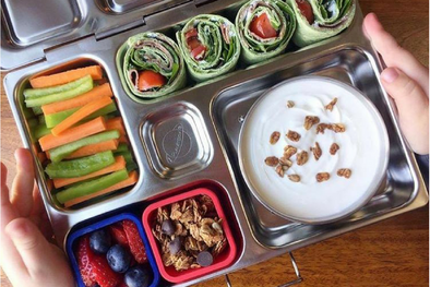 Back to School: Let's Talk Lunches