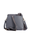 Mini Austin Satchel - Diaper Bag & Backpack /Dusk/