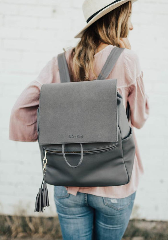 Coco and Kiwi - The Austin Backpack /Dusk/ - Diaper Bag