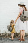 Coco and Kiwi - Mini Austin Satchel /Olive/ PREORDER - Diaper Bag