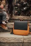 Mini Satchel /Color Block/