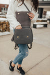 Mini Austin Satchel /Dusk/