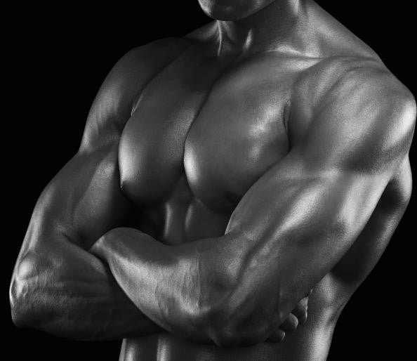 "THE ""WORK THE ANGLES"" PROGRAM TO BUILD BIGGER, STRONGER ARMS"