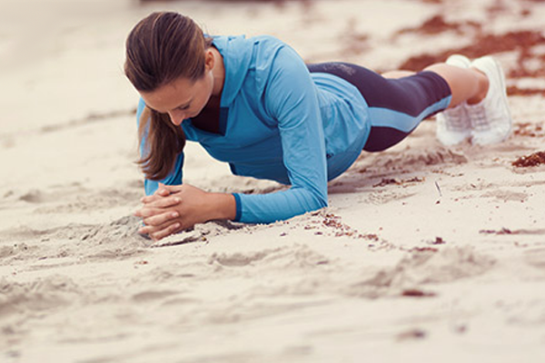 10 Plank Exercises to Try