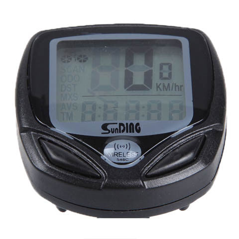 Original Wireless Bicycle Speedometer