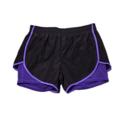 Stride Built-in Spandex Shorts