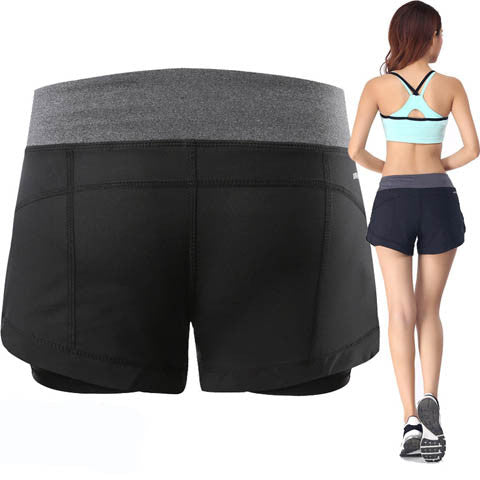 Agility Built-in Spandex Shorts