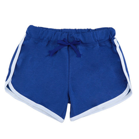 Women Cotton Sports Shorts